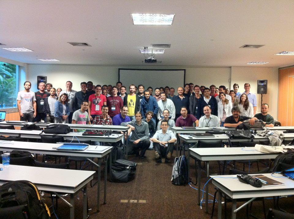 Curso de SEO - 15 e 16 de Dezembro de 2012